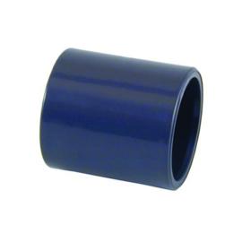 PVC lijmsok Ø16mm PN16