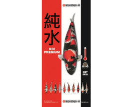 Nishikgoi-O Premium 3 mm 5 kg