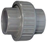 Econo-line PVC 3/3 Koppelingen met O ring
