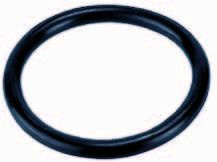 O-ring EPDM 32,9 x 3,5 32mm koppeling