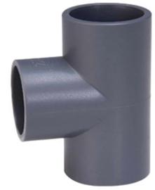 Econo-line PVC T-Stuk 90°