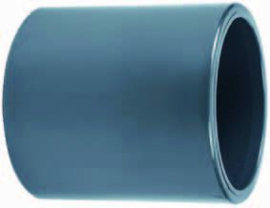 "PVC sok 1½"" lijm PN16"