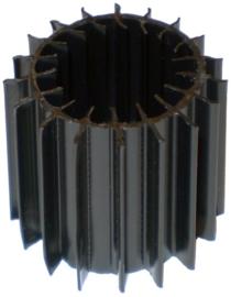 Bioringen PVC zwart Ø10 x 10mm