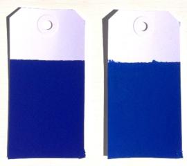Ultramarijnblauw natuurlijke muurverf