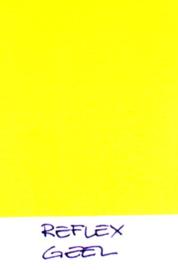 Reflex verf / Fluor kleuren
