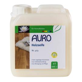 Auro houtzeep blank 403