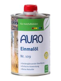 Auro 109 eenmaal olie blank en wit