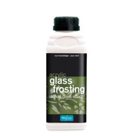 Glas matteer vernis