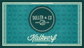 Kalkverf Duller & Co wit