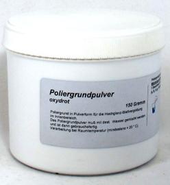 Polijstgrondpoeder polimentvergulding