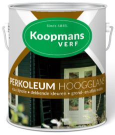 Perkoleum van Koopmans