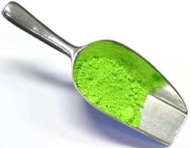 Smaragd groen licht