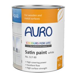 Auro 517-90 Dekkende zijdeglanslak