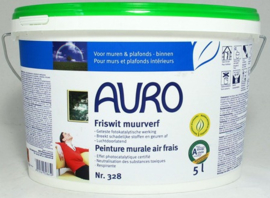 Auro 328 fris wit muurverf