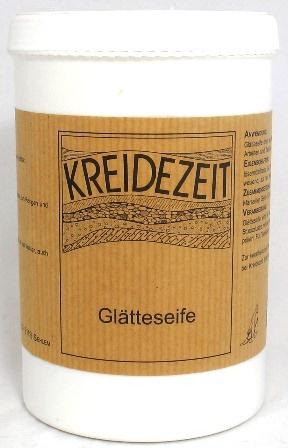 Glaetteseife Kreidezeit 400 gram
