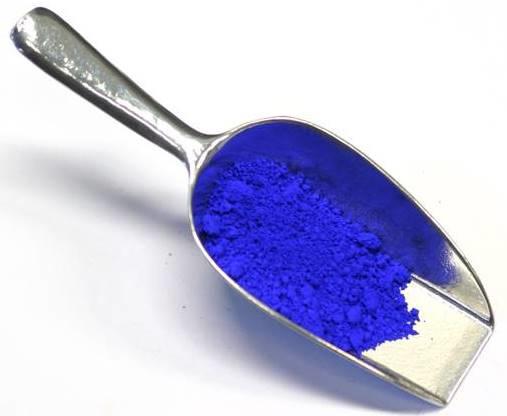 Ultramarijn blauw pigment
