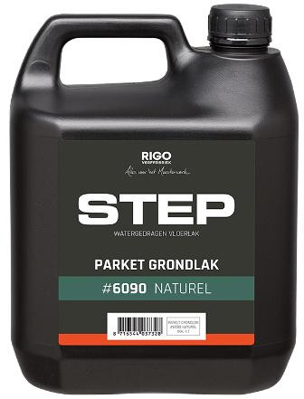 Rigo Step Grondlak naturel en warm