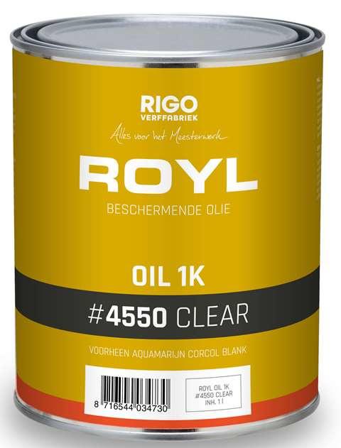 Royl olie 1 k 4550