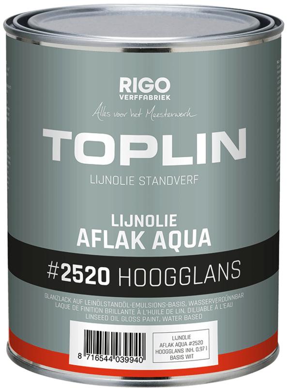 Toplin Aqua hoogglans