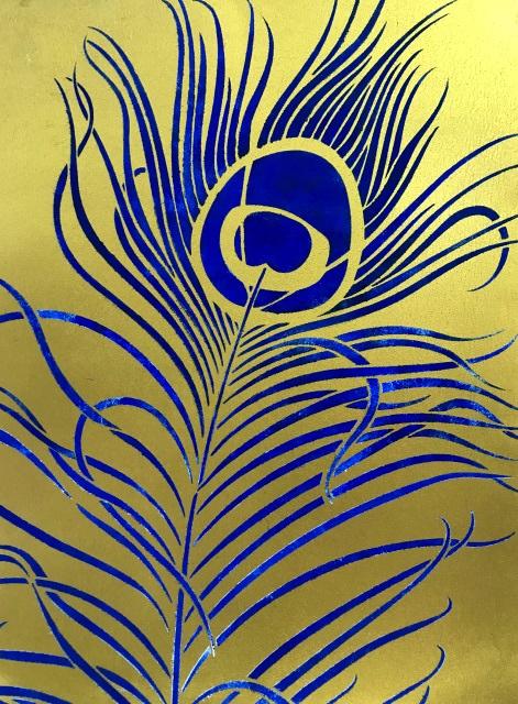 Krijtverf Ultramarijnblauw