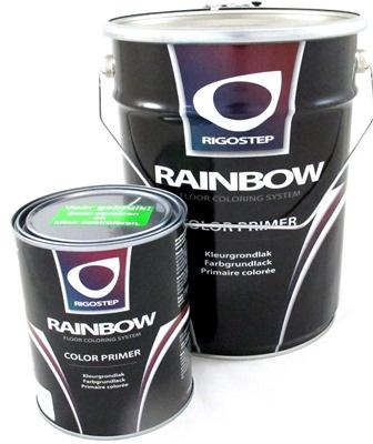 Rainbow Color Primer isolerende vloerverf
