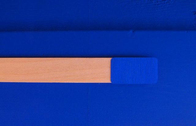 Ultramarijnblauwe matlak