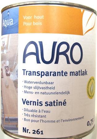 Auro blanke matlak 261