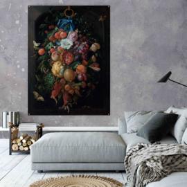 Festoen van vruchten en bloemen, Jan Davidsz. de Heem