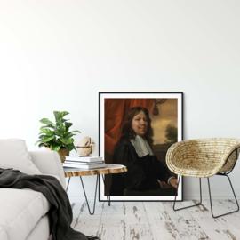 Zelfportret Jan Steen