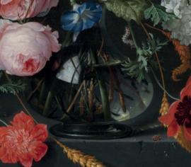 Jan Davidzs de Heem - Stilleven met bloemen in vaas