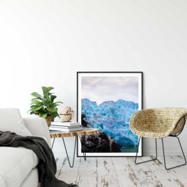 Gletsjer poster