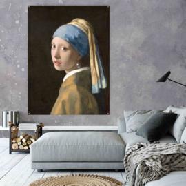 Dubbelzijdige kunst: Melkmeisje met Meisje met de parel van Vermeer