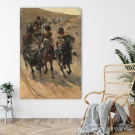 De Gele Rijders van George Hendrik Breitner