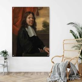 Dubbelzijdige kunst: Zelfportret van Jan Steen met Rembrandt van Rijn