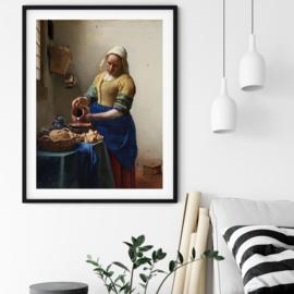 Melkmeisje poster, 84x119cm