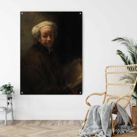 Zelfportret als de apostel Paulus door Rembrandt van Rijn