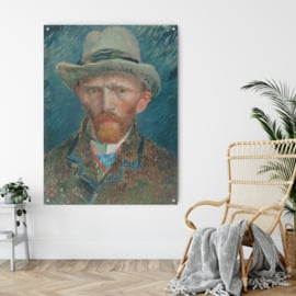 Zelfportret van Vincent van Gogh