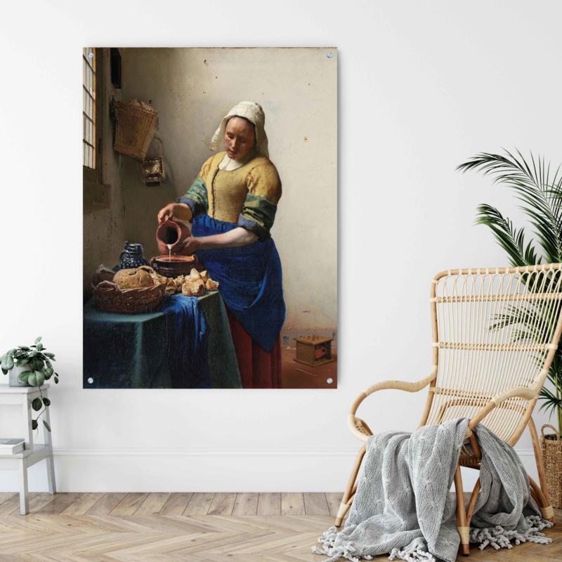 Het Melkmeisje, Johannes Vermeer