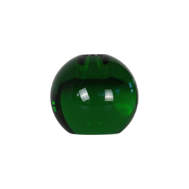 Crystal Color Crush kandelaar Single, green