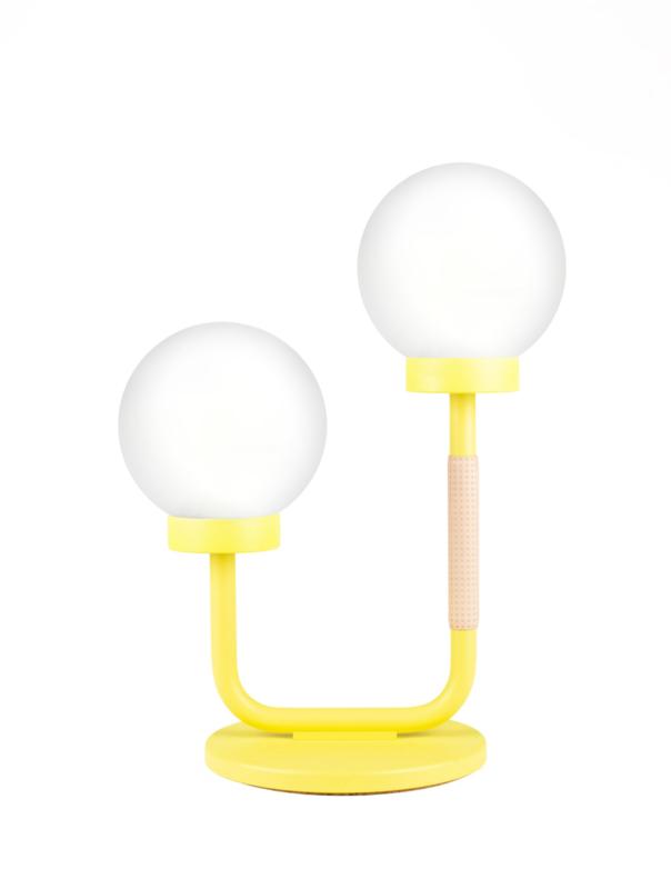 Little darling tafellamp, Yellow