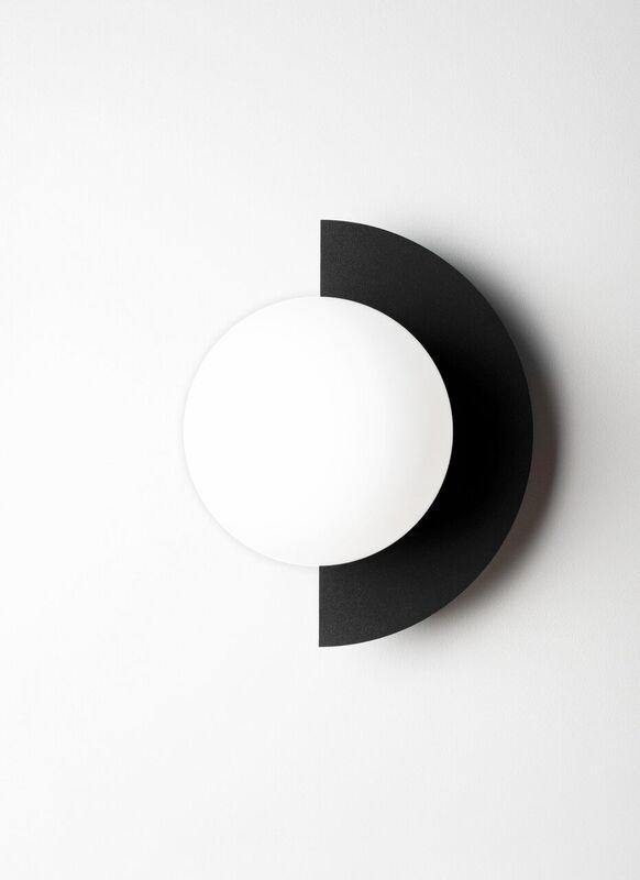 C.Lamp big, Black