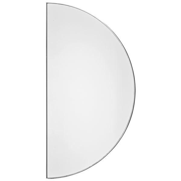 Unity spiegel 1/2, zilver