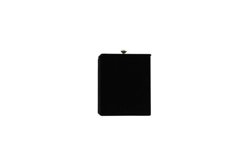 Daytona box black, small