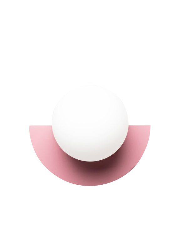 C.Lamp big, Pink