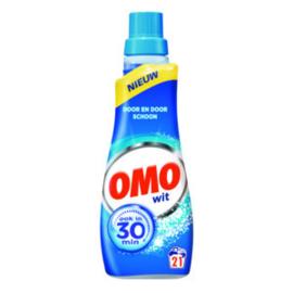 Omo Klein & Krachtig Wit 21 wasbeurten