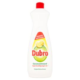 Dubro Geconcentreerd Original Extra Citroen Voordeelverpakking 900 ml