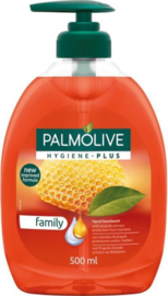 Palmolive Vloeibare Zeep XL 500ml Hygiene Plus Family Pack