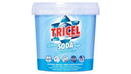 Tricel Zilver Soda Fijn 800gr