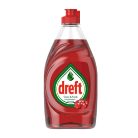 Dreft Clean & Fresh Granaatappel 383ml