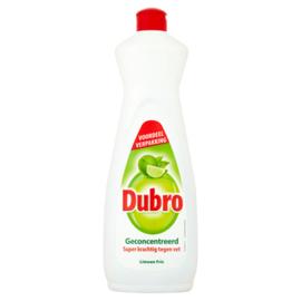 Dubro Geconcentreerd Limoen Fris Voordeelverpakking 900 ml